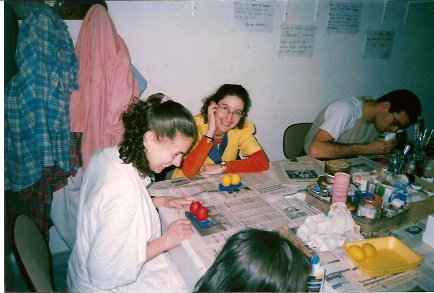 Actividades Fundación AFIM: TALLER DE CREATIVIDAD