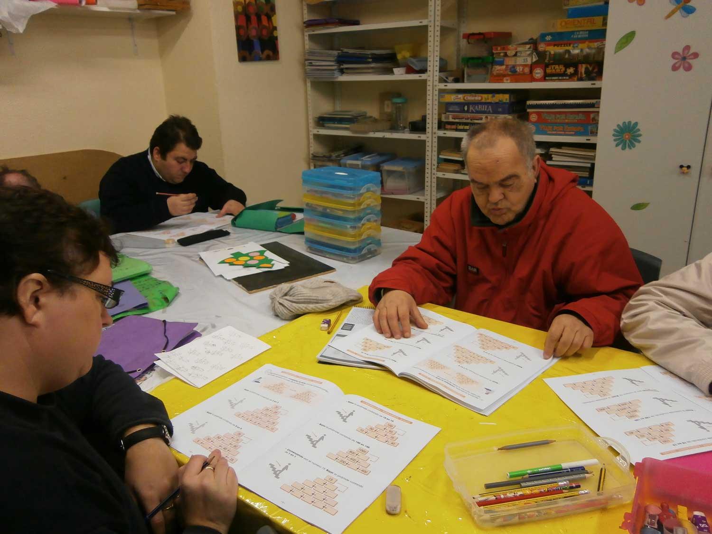 Actividades Fundación AFIM: TALLER DE BIBLIOTECA