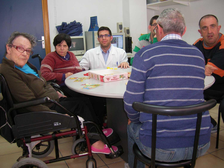 Actividades Fundación AFIM: TALLERES DE JUEGOS DE MESA