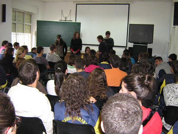 Actividades Fundación AFIM: SEVICIO DE ORIENTACIÓN LABORAL