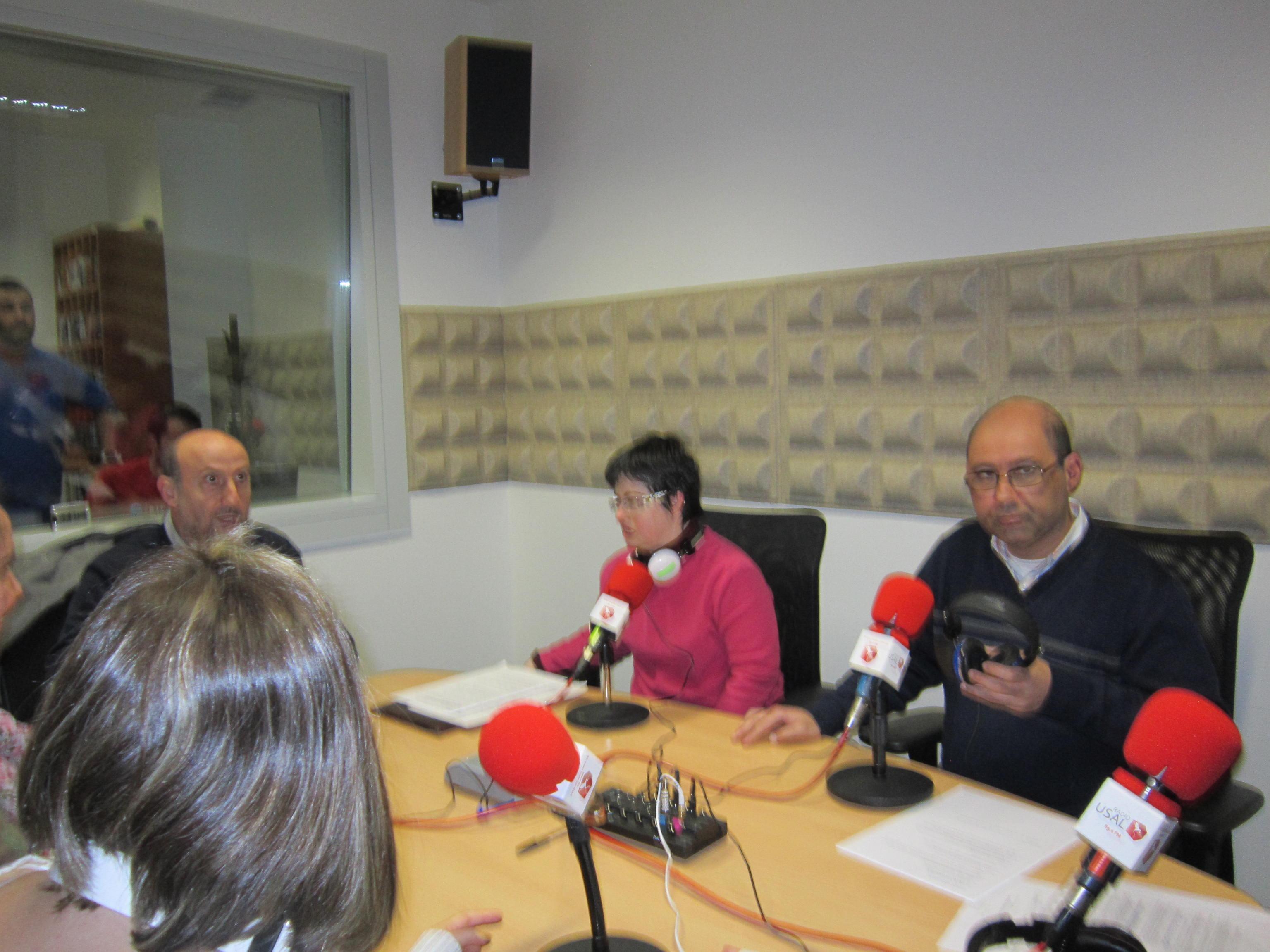 Actividades Fundación AFIM: RADIO: No Somos Avestruces en Radio Oasis