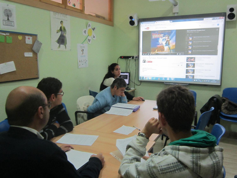 Actividades Fundación AFIM: NUEVAS TECNOLOGÍAS