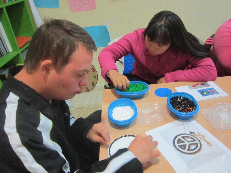 Actividades Fundación AFIM: ACTIVIDADES CREATIVAS