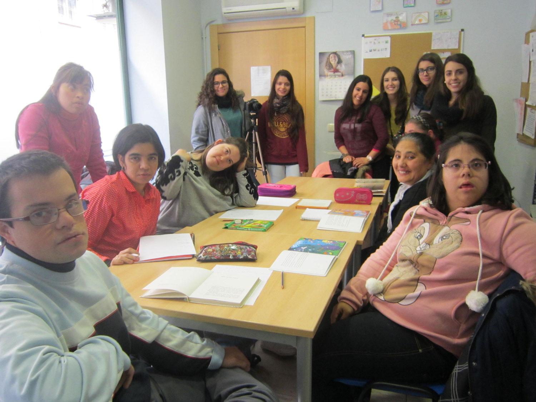 Actividades Fundación AFIM: COMPETENCIA SOCIAL