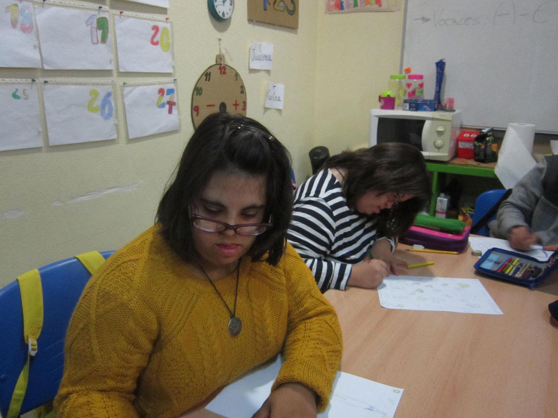 Actividades Fundación AFIM: HABILIDADES ACADÉMICAS